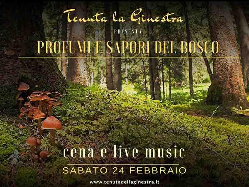 ristorante cena live music