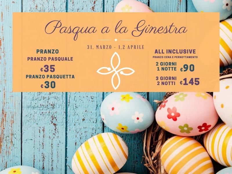 Pasqua 2018 in Sabina